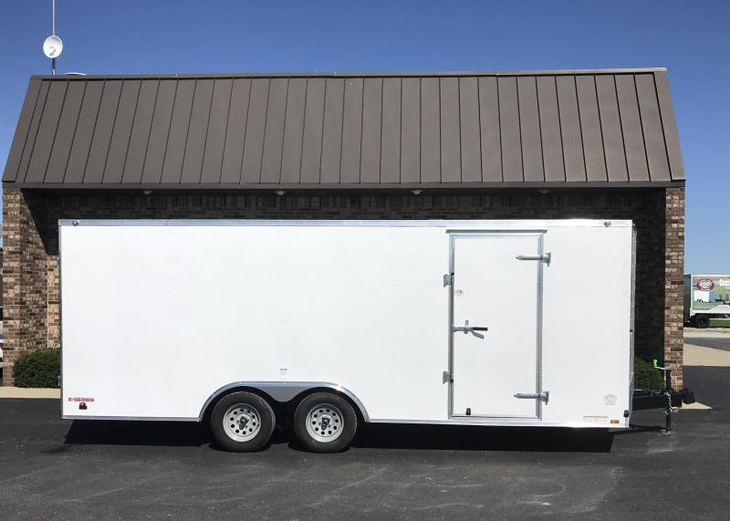 "2019 Cargo Mate 8.5"" X 20'  Enclosed Car Hauler"