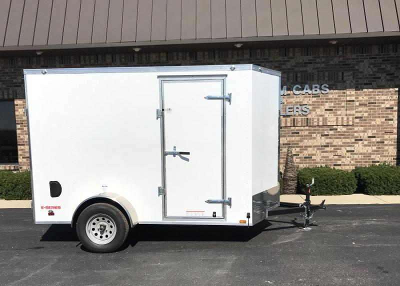 2019 Cargo Mate 6' X 10'  Enclosed Cargo Trailer