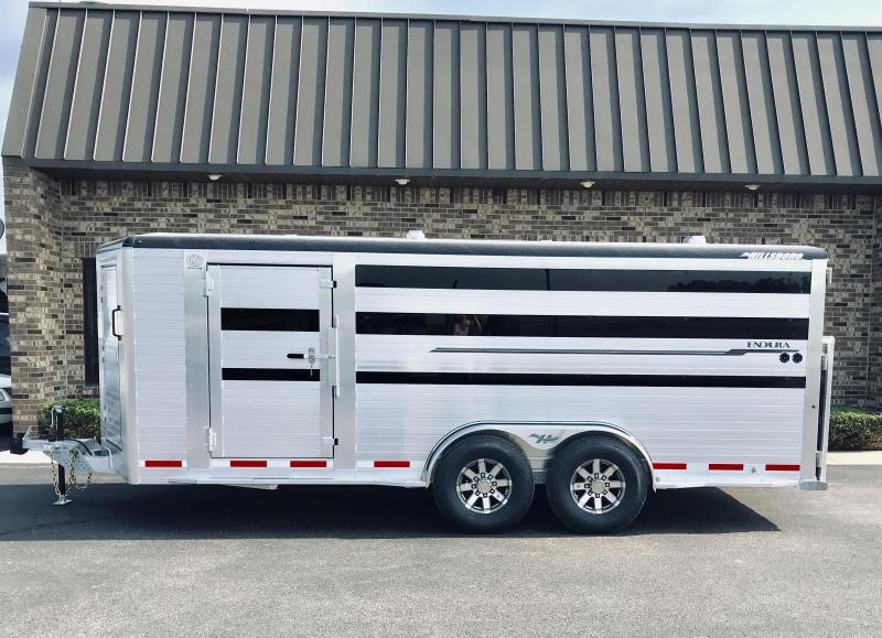 2020 Hillsboro Industries Endura - Pen Livestock Trailer