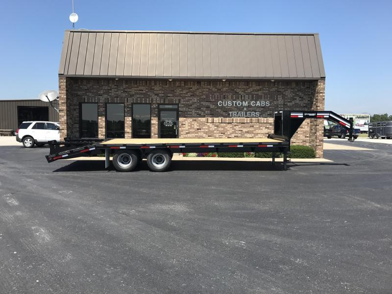 2019 Golden 20 + 5 10K Flatbed Trailer