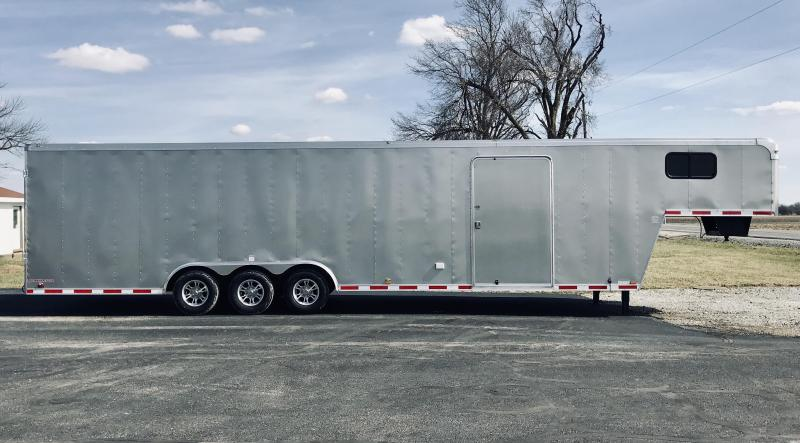 2020 Cargo Mate 8.6' x 38' Enclosed Car Trailer
