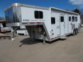 2004 Featherlite FL8581 3 Horse Trailer