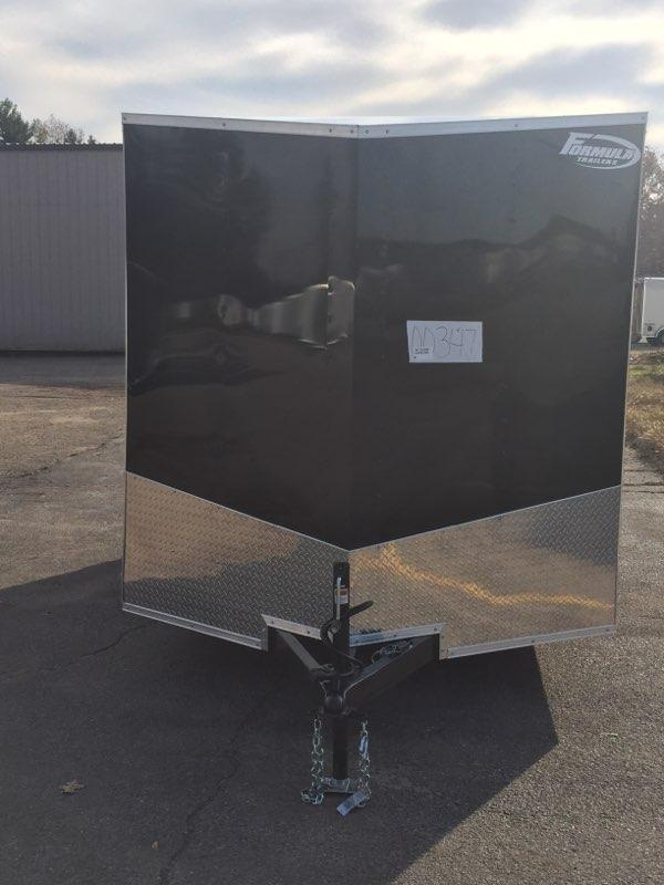 2019 FORMULA 6' x 10' ENCLOSED CARGO TRAILER