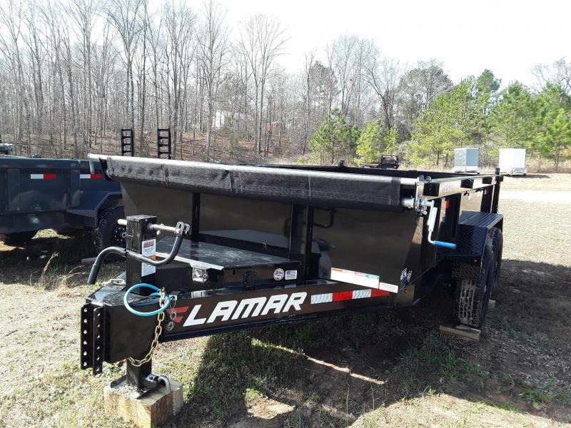 "2019 Lamar Trailers 83"" X 14' 14K Dump Trailer"