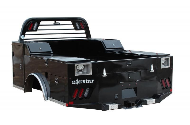 2018 Norstar SD Truck Bed Fits All Cab and Chassis