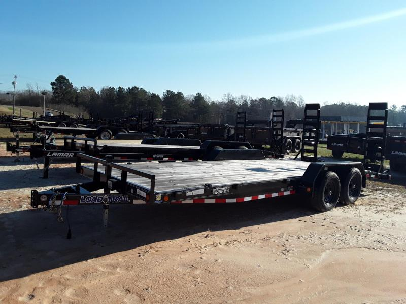 "2018 Load Trail  83""x20' 2-5200lb Axles"