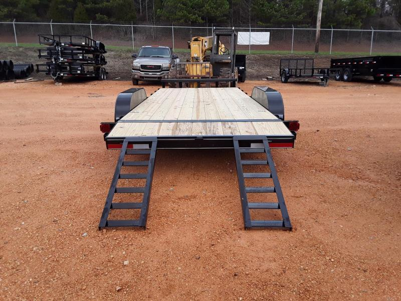 "2019 O Neal 6'10"" X 18 Utility Trailer W Brake on one axle"