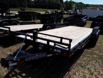 "2018 Load Trail 83"" X 20' Equipment Trailer"