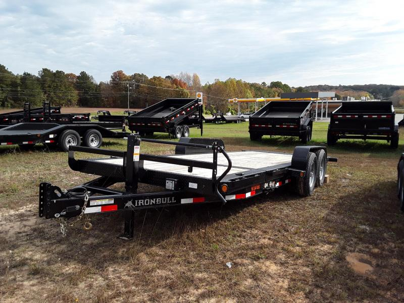 "2019 TILT EQUIPMENT LOW PRO 83"" x 20' 2-7000 LB AXLES"