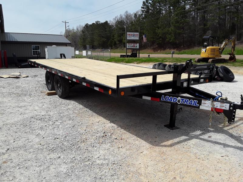 "102""x20' Deck Over with 8'x16"" Slide In Ramps"