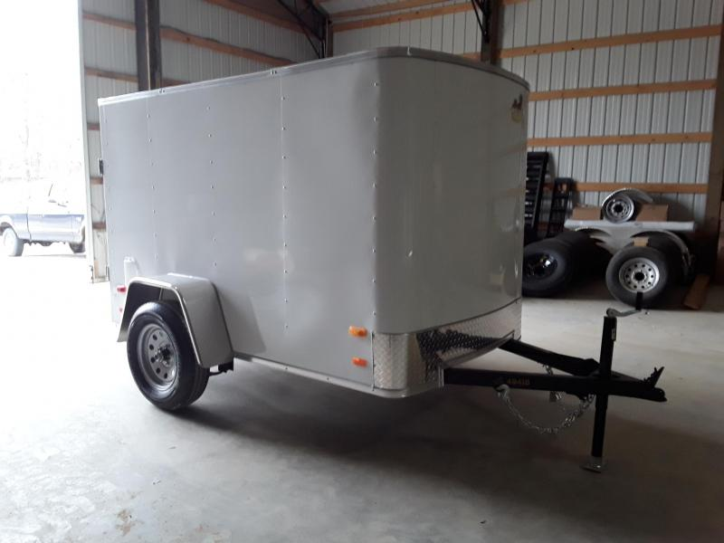2019 Covered Wagon Trailers 5' X 8' Enclosed Cargo Trailer