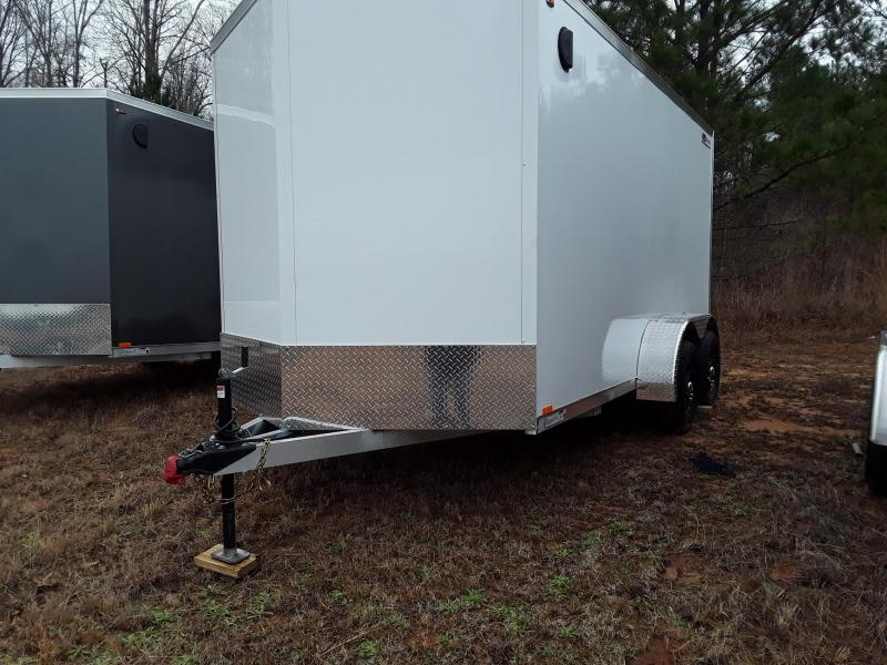 2019 Legend Trailers 7' X 16' Enclosed Cargo Trailer