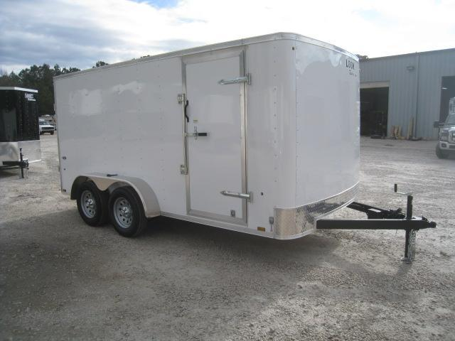 2019 Look Trailers ST 7 x 14 Economy Enclosed Cargo Trailer