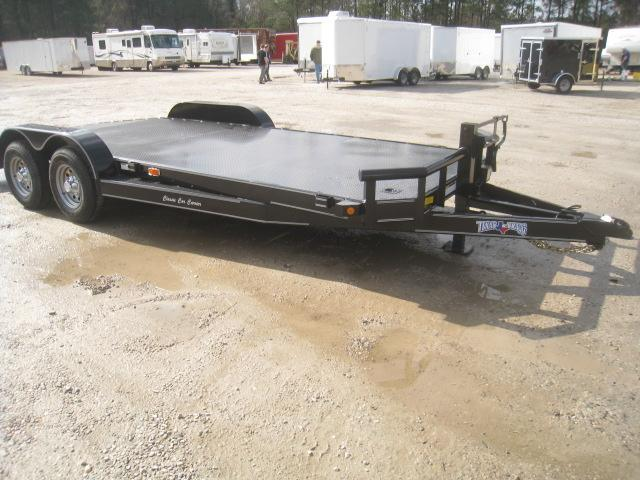 2020 Texas Bragg Trailers 20' Classic Car Carrier with 5200lb Axles
