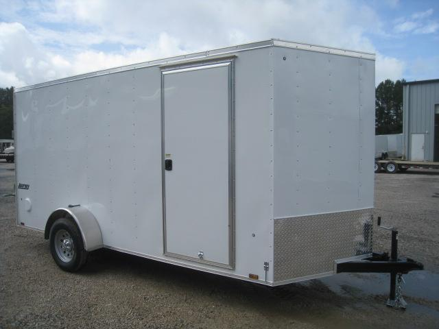 "2019 Pace American Journey 6x14 Enclosed Cargo Trailer with 6'6"" Inside Height"