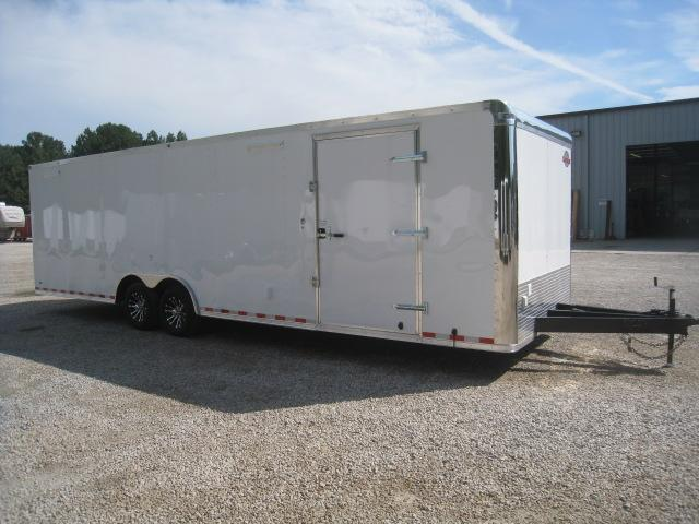 2019 Continental Cargo Sunshine 28' Car/Racing Trailer Loaded