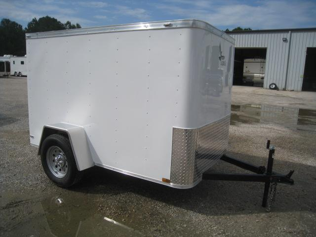 2020 Lark Economy 5 x 8 Enclosed Cargo Trailer