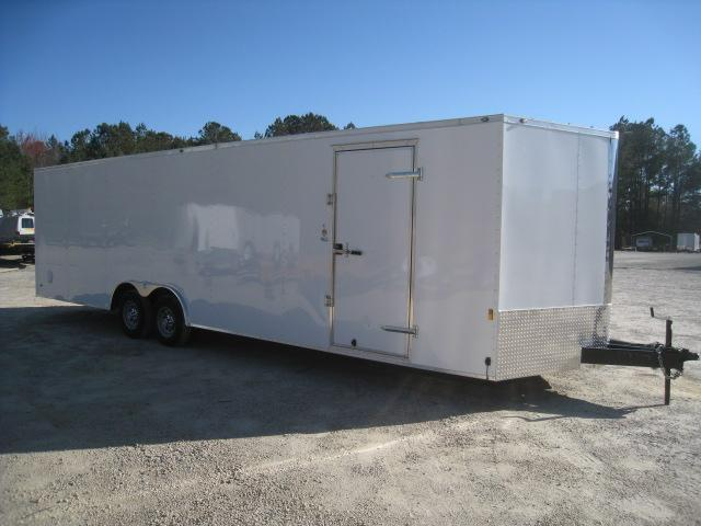 2019 Continental Cargo Sunshine 28 Vnose Car / Racing Trailer