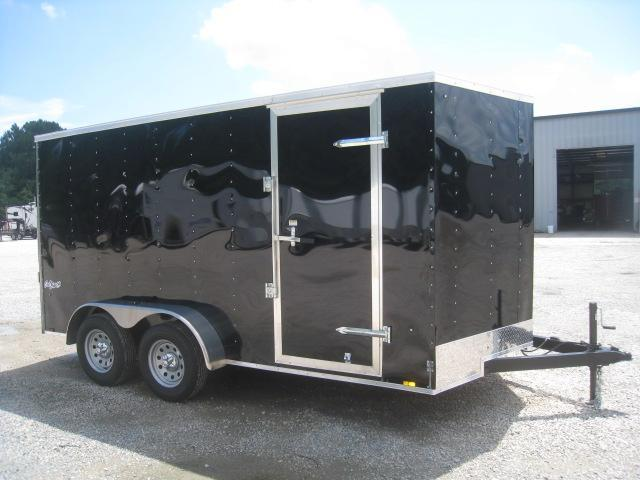 2019 Pace American Outback 7x14 Enclosed Cargo Trailer with Ramp Door