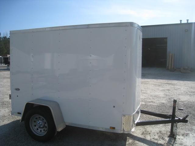 2019 Look Trailers ST 5 X 8 Enclosed Cargo Trailer