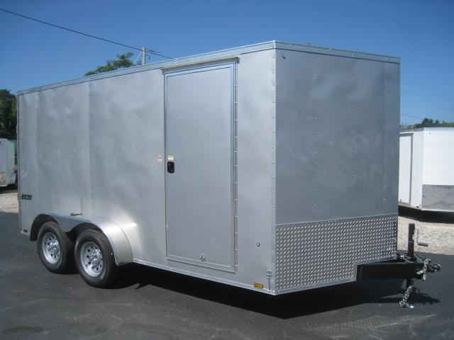 2019 Pace American Journey 7x14 Vnose Enclosed Cargo Trailer