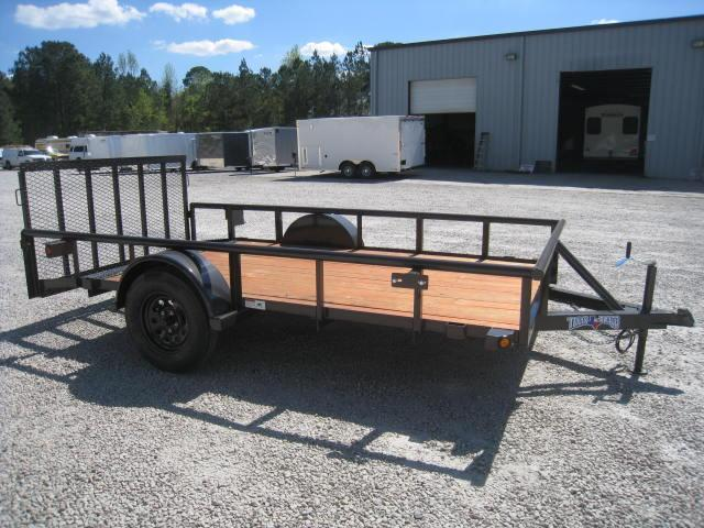 2017 Texas Bragg Trailers 6 X 12