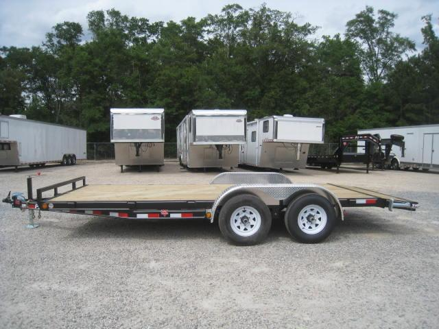 "2018 PJ 83 X 18 CE 5"" Channel Open Car Hauler"