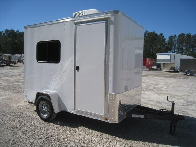 2019 Lark 6 X 10 Splicing Enclosed Cargo Trailer