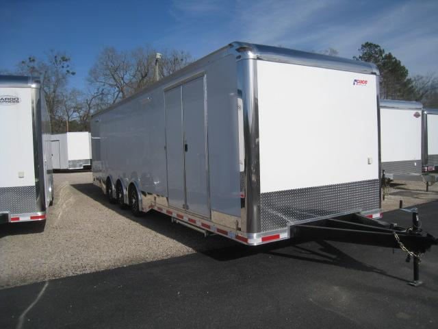 2019 Pace American Shadow 32' Triple Axle Car / Racing Trailer