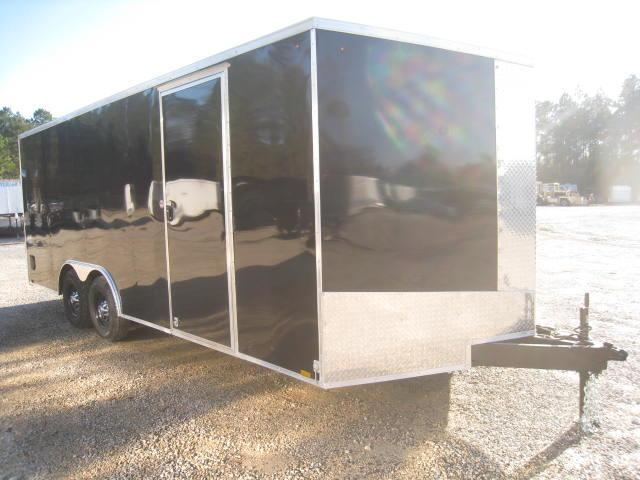 2018 Look Trailers EWLC85X20TE3SE 20' VNOSE Car / Racing Trailer