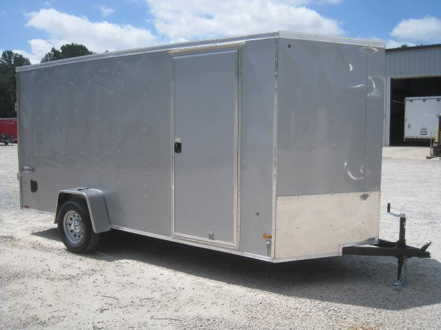 "2019 Look Trailers Element 6x14 Enclosed Cargo Trailer with 6'6"" Inside Height"