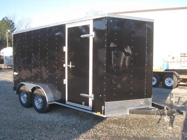2019 Pace American Outback 7x14  Enclosed Cargo Trailer