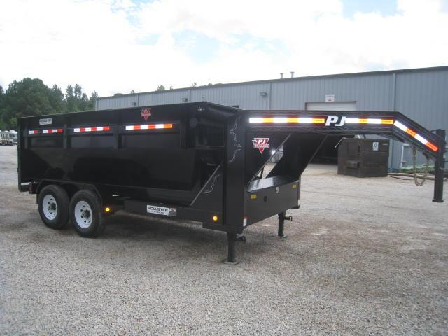 "2018 PJ DR 14 X 83"" Rollster Roll Off Dump Trailer"