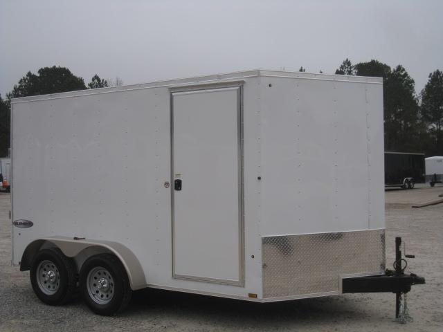 2019 Look Trailers Element 7x12 Enclosed Cargo Trailer