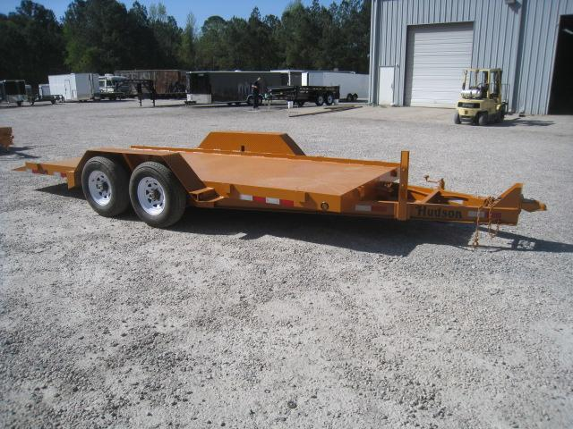2018 Hudson Brothers HD 14 (5) Ton 16' Tilt Bed Equipment Trailer