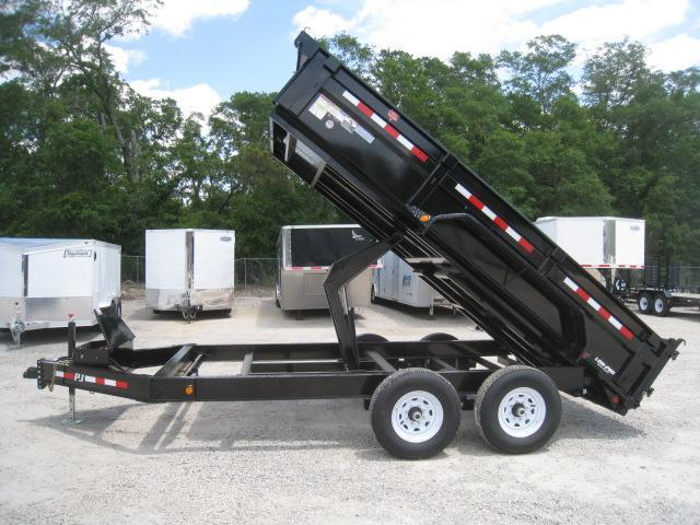 2020 PJ Trailers DL 14 x 83 Low Pro Dump Trailer SPECIAL PRICING