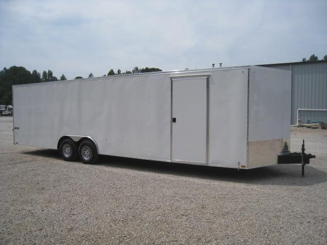 2019 Pace American Journey 28' Car / Racing Trailer