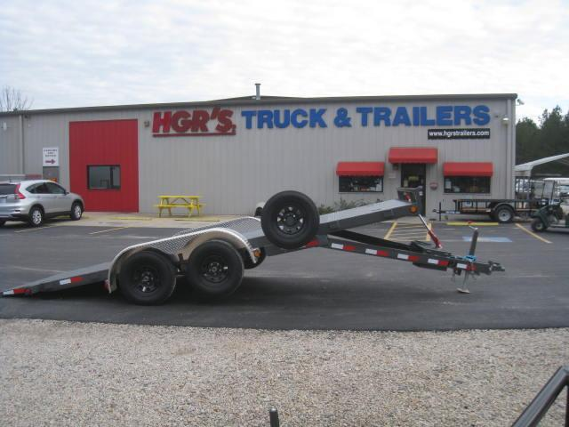 2018 PJ Trailers TH 18' Power Tilt  Car / Racing Trailer