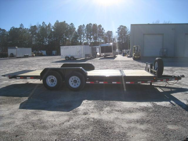 2019 PJ Trailers T6 Tilt Bed Equipment Trailer 16 + 4