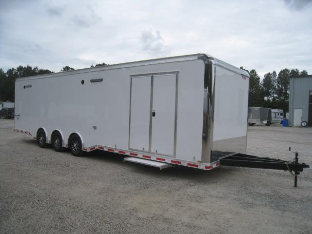2020 Pace American Shadow 34 Car / Racing Trailer
