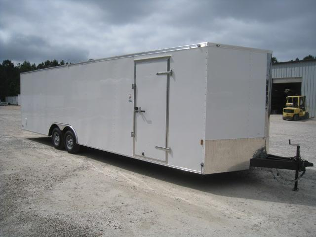 2020 Continental Cargo Sunshine 28 Vnose Car / Racing Trailer