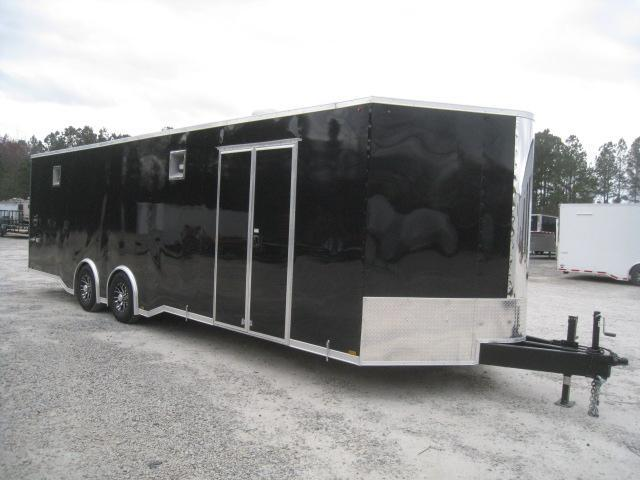 2019 Look Trailers Vision 28' Loaded Vnose Car / Racing Trailer
