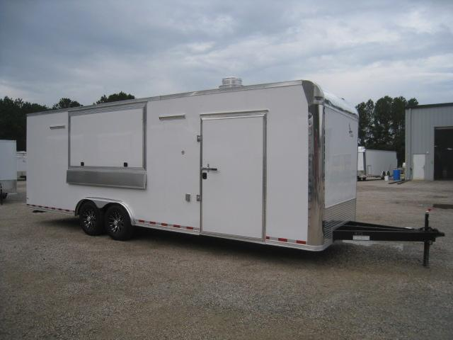 2019 Lark 8.5 X 26 Vending / Concession Trailer
