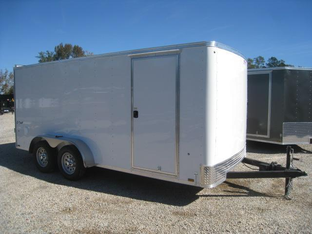 2019 Pace American Outback Economy 7x16 Enclosed Cargo Trailer