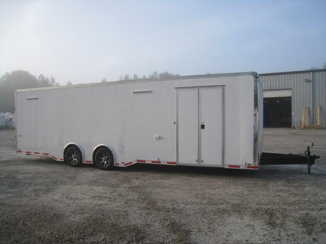 2019 Look Trailers Vision 28 Spread Axle Car / Racing Trailer