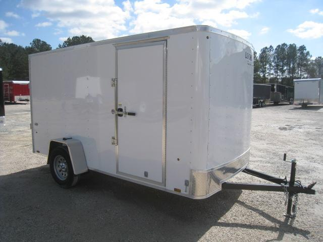 2020 Look Trailers ST 6 X 12 Economy Enclosed Cargo Trailer