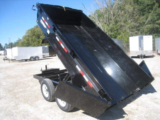 2019 PJ Trailers D3 12X72 Dump Trailer with Tarp