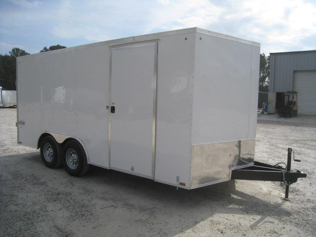 2020 Cargo Express XLW 8.5 x 16 Vnose Car / Racing Trailer