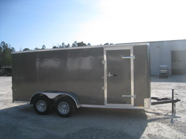 2019 Look Trailers ST Economy 7x16 Enclosed Cargo Trailer