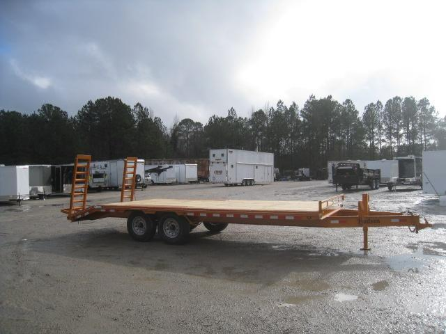 2019 Hudson Brothers HTMBG 7 Ton Deckover Equipment Trailer